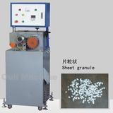 Sheet granule