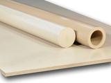 Ketron® 1000 PEEK Shapes - Plates, Rods, Tubes