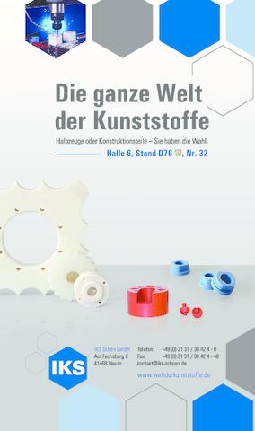 IKS Werbeblatt