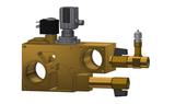 ONI-Rhytemper FlexControl-Verteiler-Block mit Ultraschallsensor