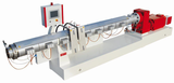 Einschneckenextruder von noris plastic ESE120-38