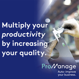 Multiply your productivity by increasing your quality.